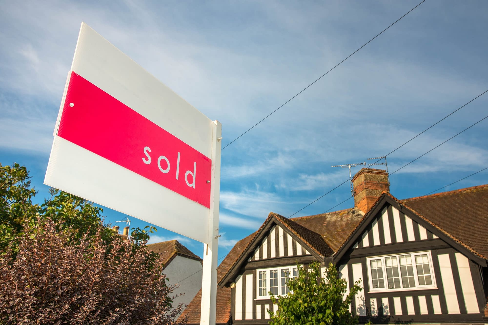 UK Home Sales