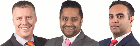 Property Experts - Brett Alegre-Wood, Ritesh Patel, Ryan Rahnavard
