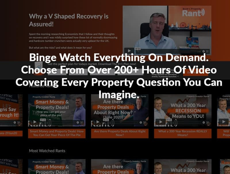 Property Rant TV with Brett Alegre-Wood